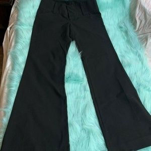 GIANNI BINI dress pants 4 black formal stretch A51